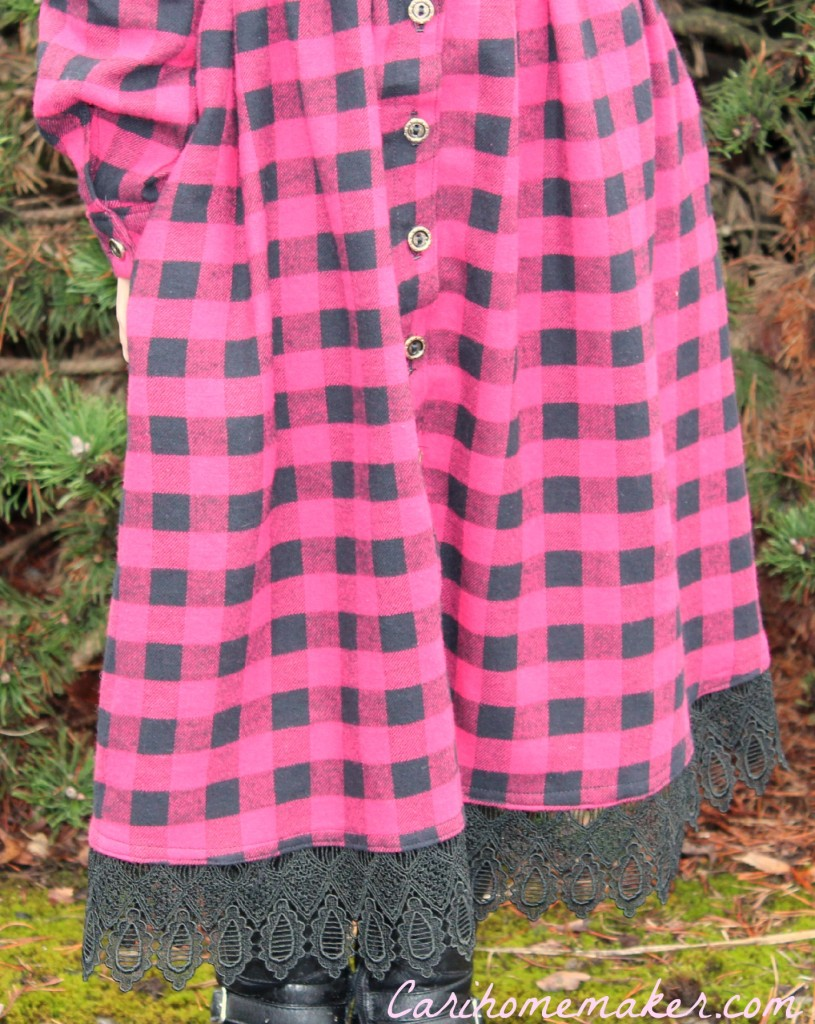Flannel Dress 5.1