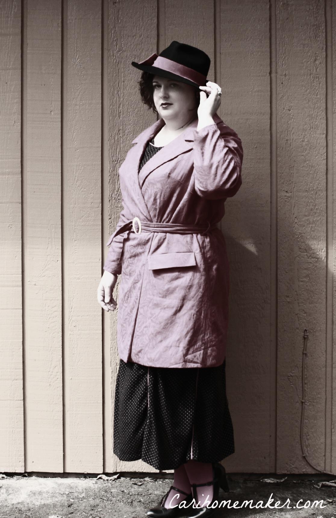 Pink Coat 2.2