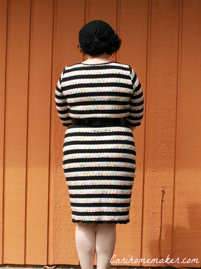 Striped Dress 1
