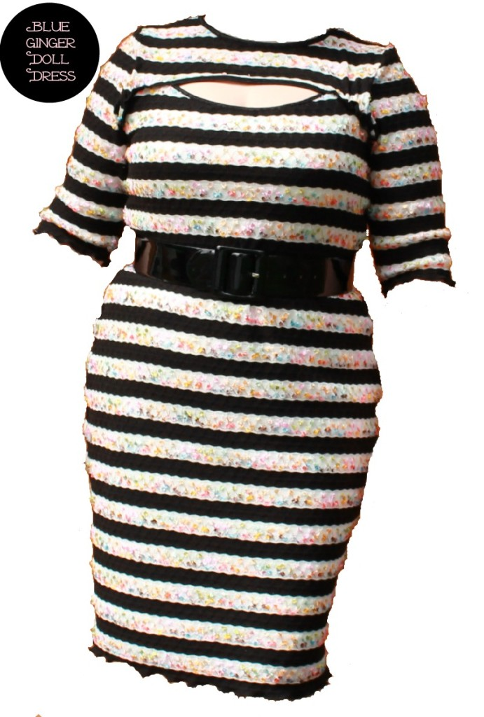 Striped Dress 9