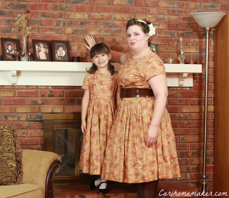 Peach Dresses 3
