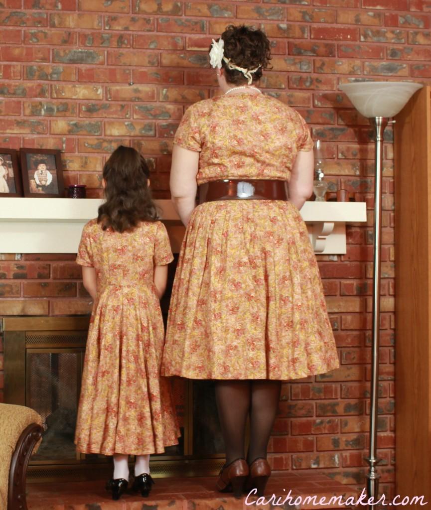 Peach Dresses 4