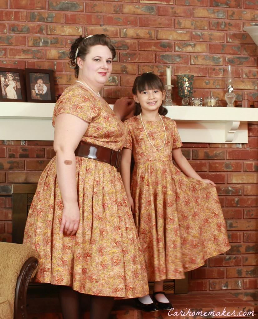 Peach Dresses 5