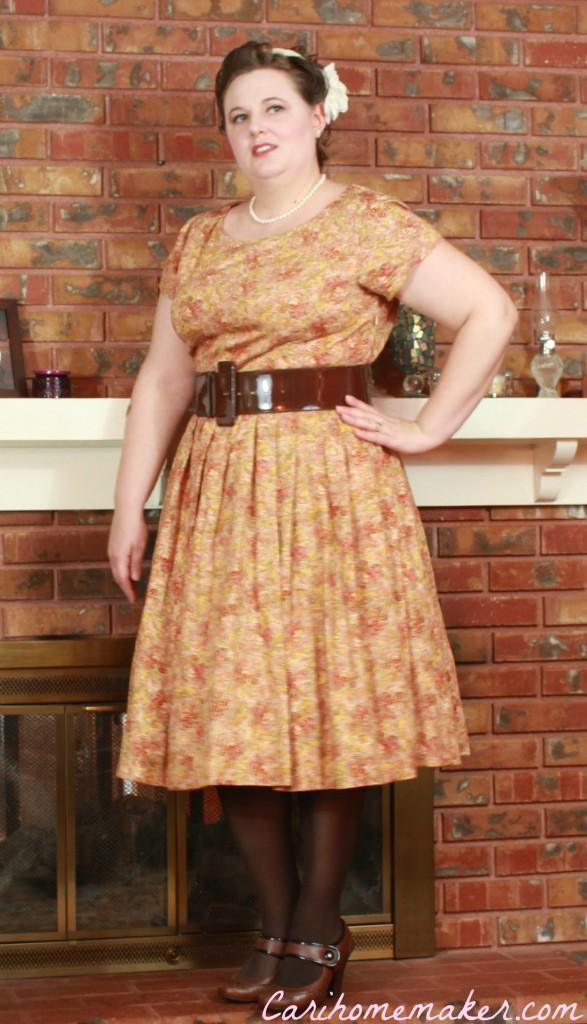 Peach Dresses 6