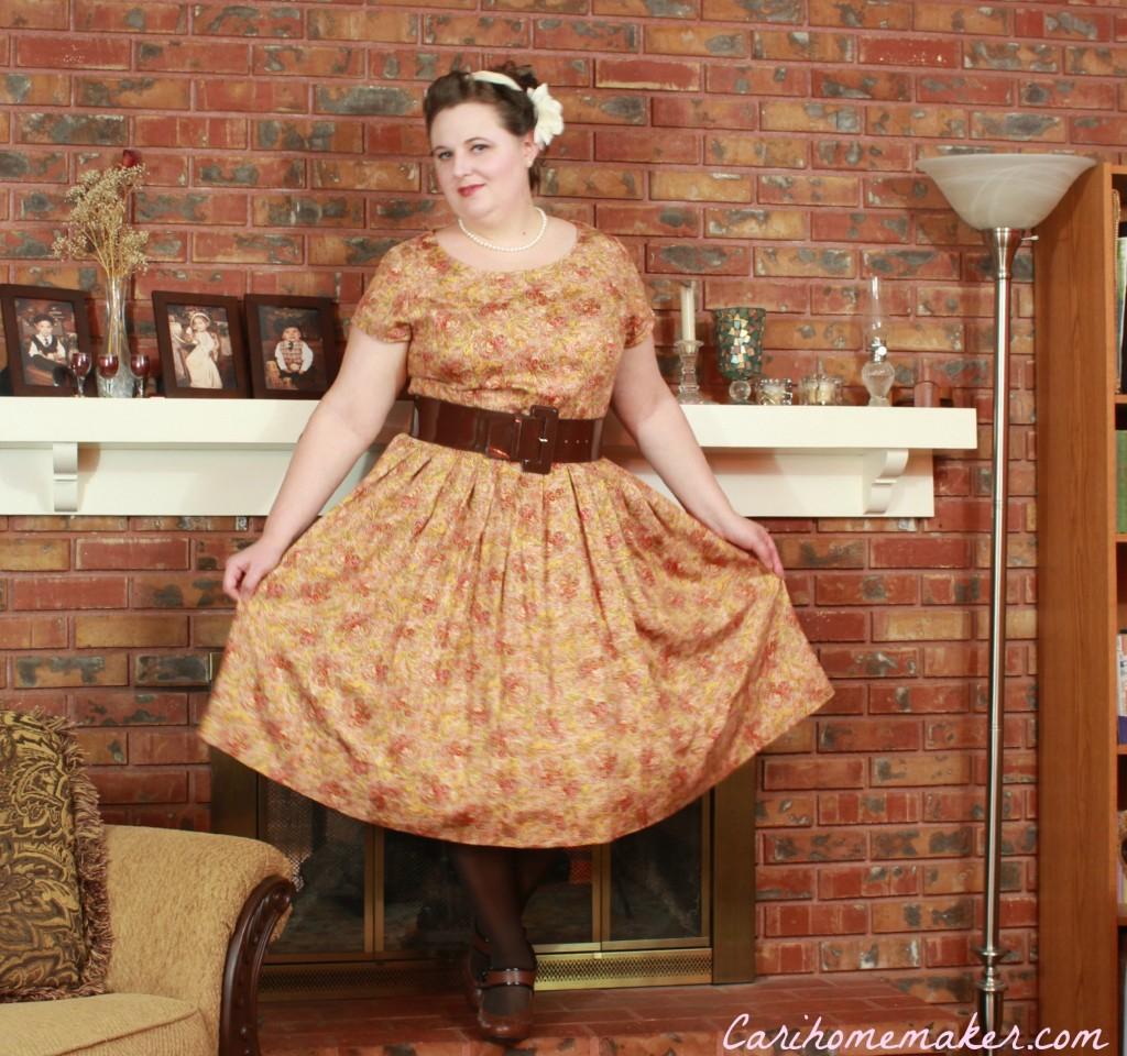Peach Dresses 7