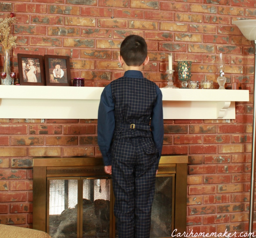 Windowpane Suit 7
