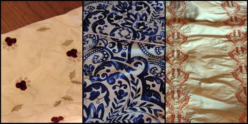 Fabrics Collage